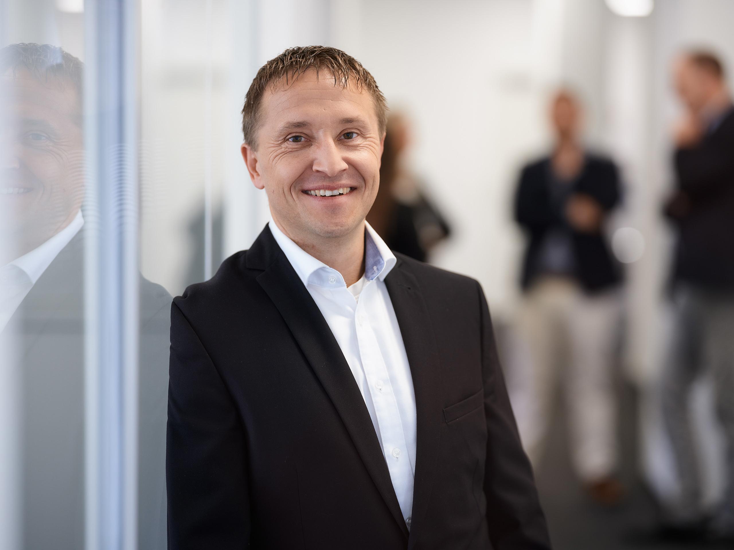 Matthias Langer, Diplom-Betriebswirt (FH) Steuerberater Partner